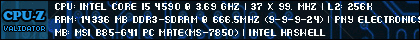 My PC Stats