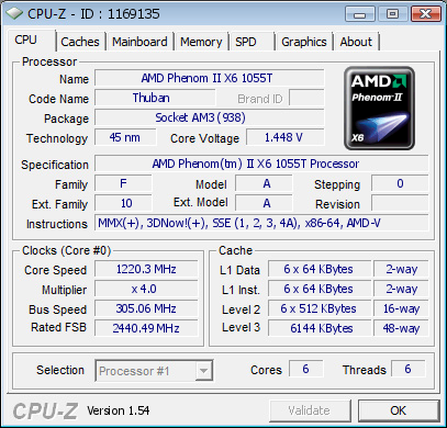 Amd Phenom Ii X6 1055t Driver Download