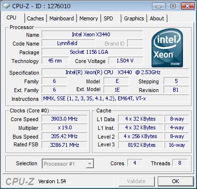 Bad Xeon Clocker? Or motherboard issue? Intel Xeon X3440