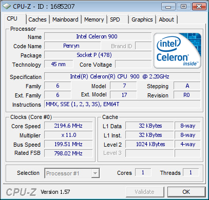 1685207 - Low system performance