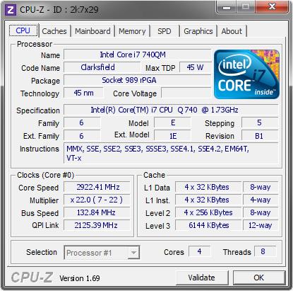 INTEL CORE I7 CPU Q740 WINDOWS 10 DRIVER DOWNLOAD