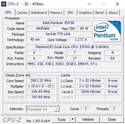 PENTIUM R DUAL-CORE CPU E5700 WINDOWS 7 DRIVER