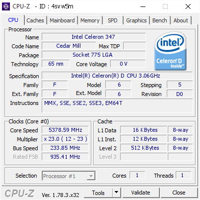 INTEL R CELERON R CPU 3.06GHZ DRIVERS FOR WINDOWS VISTA