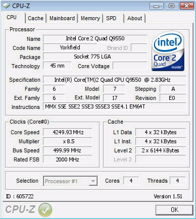 Post your overclock – Overclocking Support/General – GND-Tech Community