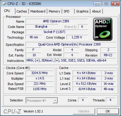 AMD dual socket thread [Archive] - XtremeSystems Forums