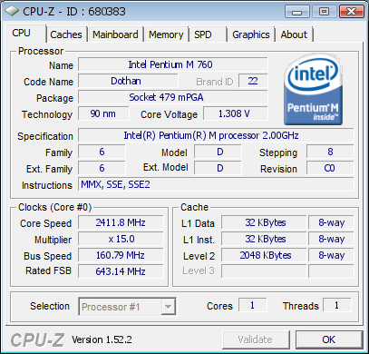 Intel integrated graphic overclocking - GMABooster - kianspace