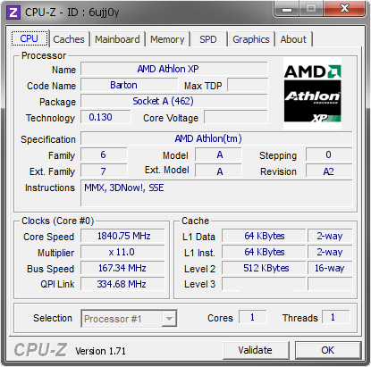 Nvidia nv11