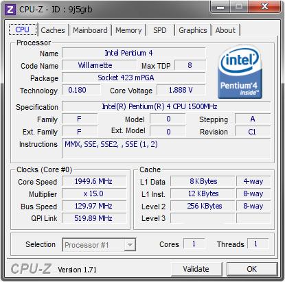ABIT BL7/BW7 (Intel i845-ICH2) Windows Vista 32-BIT