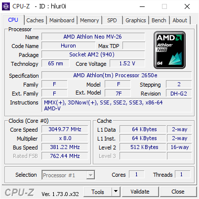 AMD ATHLON TM PROCESSOR 2650E WINDOWS 7 DRIVERS DOWNLOAD