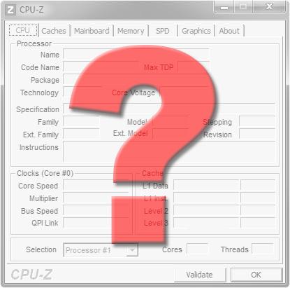 Zion Blaze DDR4 CPU-Z Validation