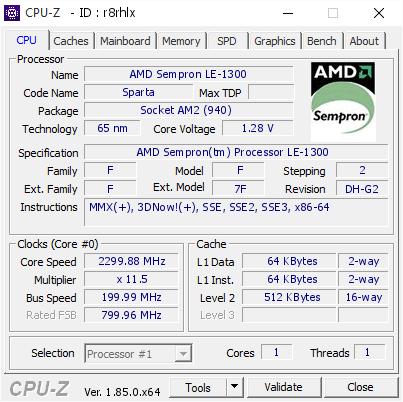 AMD SEMPRON PROCESSOR LE-1300 WINDOWS 8 X64 DRIVER