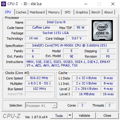 MSI supera el récord mundial de DDR4 en 5608 MHzcon la Z390I Gaming Edge AC