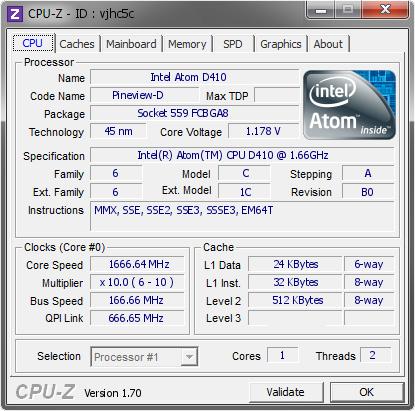 INTEL R ATOM TM CPU D410 TREIBER WINDOWS 8